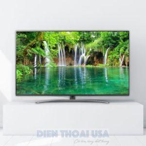 Smart Tivi LG 55 inch 4K UHD 55SM8100PTA - Hàng Chính Hãng