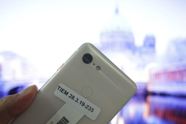 google pixel 3 giá tốt hcm