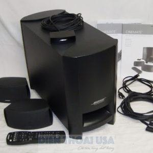 Loa Bose Cinemate 321
